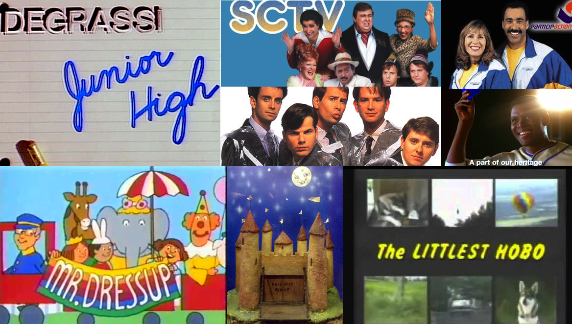 justinmcelroy.com - Justin McElroy - Canada's Most Memorable (English) TV Thing: The Elite Eight